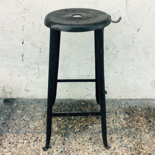 Tabouret industriel  style NICOLLE