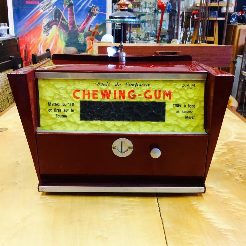 Distributeur De Chewing-gum Vintage