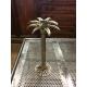 Bougeoir palmier